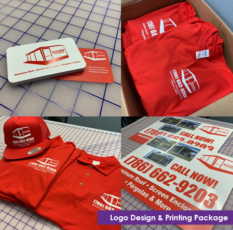 Custom Graphic Design & Printing