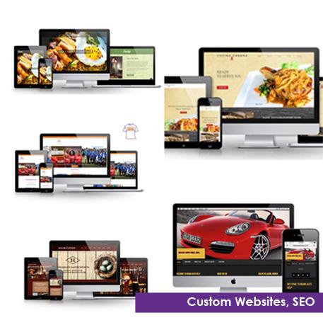 Custom Websites Mcreations Print studio