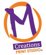 Mcreations Print Studio Logo