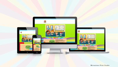 happy family learning website