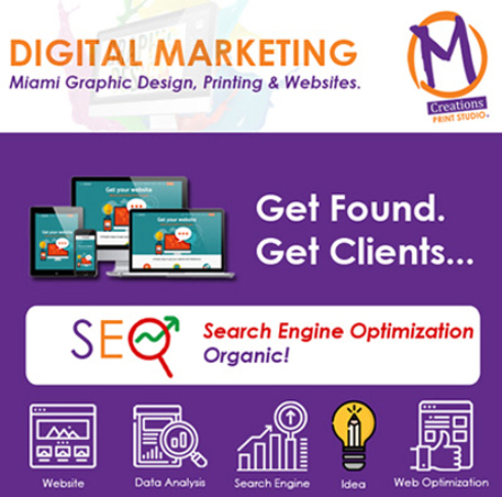 tdigital marketing, Mcreations