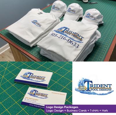 Logo-Design-Package_Trident-Pool-Design